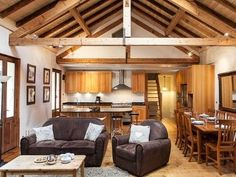 garage conversion to apartment - Google Search--Ceiling