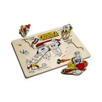 Wooden Tooth Puzzle for Dental Offices Dental Offices, Dental Kids, Dental Supplies, Castle Rock, Pediatrics, Dentistry, Cool Kids, Kids Toys, Tooth