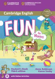 Cambridge English: Movers (YLE Movers) preparation | Cambridge English