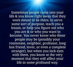 Sometimes people