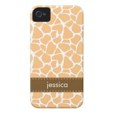 Stylish Orange Giraffe Pattern iPhone 4 Cases lowest price for you. In addition you can compare price with another store and read helpful reviews. BuyReview          	Stylish Orange Giraffe Pattern iPhone 4 Cases Here a great deal...