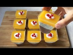 Pudding Desserts, Afternoon Tea, Panna Cotta, The Creator, Deserts, Make It Yourself, Ethnic Recipes, Sweet, Food