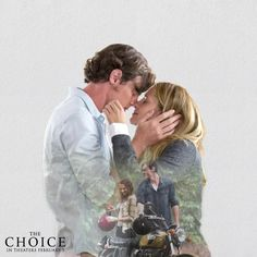 THE CHOICE tells the story of Travis (Benjamin Walker) & Gabby (Teresa Palmer) and the choices they face to keep the hope of love alive - In Theaters February 5