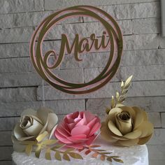 Wooden Christmas Crafts, Birthday Tags, Home Crafts, Cake Toppers, Stencils, Cricut, Place Card Holders, Bolo Fake, Ideas