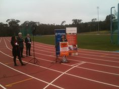 The Launch for the Canberra Community Sleepout 2014....