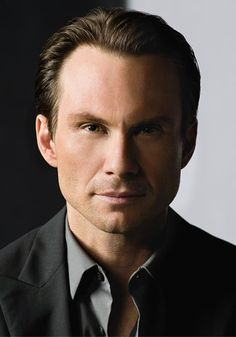 Christian Slater. With that voice, he could even have a bag on his head!