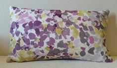 Items similar to Printed cotton/linen Cushion - on Etsy Cotton Linen, Printed Cotton, My Etsy Shop, Cushions, Throw Pillows, Check, Prints, Cotton Sheets, Cushion