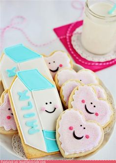 """I've surveyed enough """"cute cookies"""" to be a tough judge, but these won my heart instantly."""