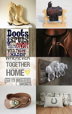 Equestrian Inspiration #Etsy