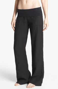 These look like the most comfortable pants in all the world. -A