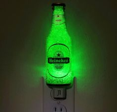 7oz Heineken Jumbo Night Light $19.95