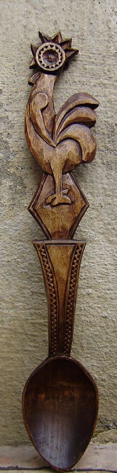"""Spoons """"R""""us Romanian Traditional Craft. Chip Carving, Carving Tools, Wood Carving, Love Spoons, Whittling Wood, Carved Spoons, Small Figurines, Wood Spoon"""