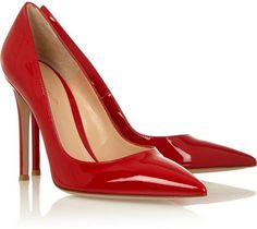 Gianvito Rossi Patent-leather pumps