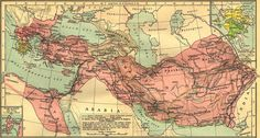 Alexander the Great - mapping the extent of his reign