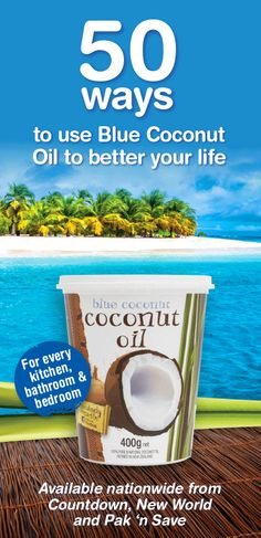 50 Ways To Use | Blue Coconut Distribution Ltd