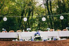 Kroatisch-rustikale Gartenhochzeit vonPJ Photos