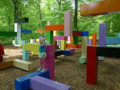 Primary Structure, Wanås Foundation 2011 — Jacob Dahlgren