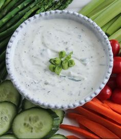 Skinny Ranch Dressing – 1 smartpoints - Weight Watchers Recipes