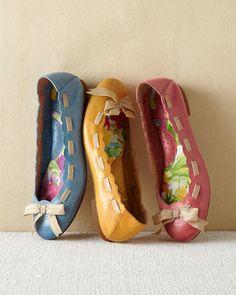 Børn Marnee Ballet Shoes