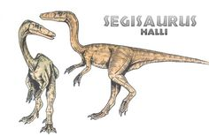Segisaurus (No official image)