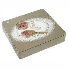 Lexington Studios Vanity Fare Decorative Storage Box - 15001