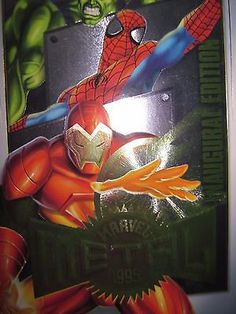 Original 1995 marvel #metal #singles pick any 15 cards #complete your set,  View more on the LINK: 	http://www.zeppy.io/product/gb/2/361707157169/