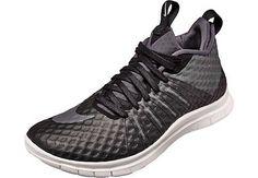detailed look 922d3 c844a Nike Free Hypervenom 2 FS - Black   Dark Grey - SoccerPro.com