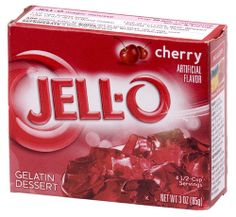 There are some pretty weird alternative uses for Jell-O. It can be sprinkled over cat litter, used as a hair or clothing dye, made into a finger paint, or used as an aid for ridding bathrooms of soap scum. Oh, and wrestling