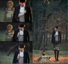 Shingeki no Kyojin - Levi & Petra... I think I'm crying..