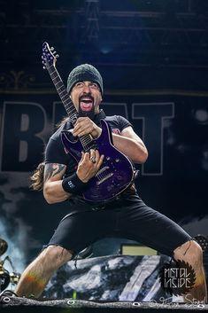 Volbeat - WFF 2014 - Metal-Fotos von Florian Stangl