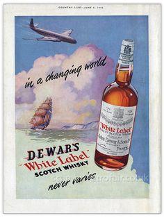 Dewar's White Label Scotch Whisky - Ellie Stone's drink of choice
