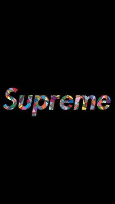 Crazy looking supreme Supreme Iphone Wallpaper, Hype Wallpaper, Wallpaper Keren, Cool Wallpaper, Wallpaper Backgrounds, Qhd Wallpaper, Graffiti Wallpaper, Supreme Logo, Hypebeast Wallpaper