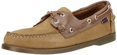 Sebago Men's Spinnaker M US. 9 D(M) US. The classic slotted collar and stitching keep a sophisticated feel with this iconic, casual look. Non-marking outsole. Release date: Boat Shoes, Men's Shoes, Logger Boots, Steel Toe Work Boots, Soccer Shoes, Sneaker Boots, Beige, Casual Boots, Shoes Online