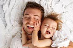 """""""En güzel sabahlar babamla başlar...""""  #baby #cutebaby #cutebabygirl #dady #cutebabyboy #kid #kids #babies #babyblue #babyblueeyes #blueeyes #bebek #tatlibebek  #enguzelbebek"""