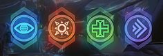 Halo 5: Guardians | Power-Up Icons on Behance
