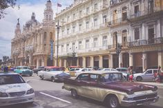 """Havana. The bustling epicenter of The Republic of Cuba. The energy is chaotic, the air is filled with the perfume of gasoline, pumped into the air from the """"Yank Tanks"""" that chug by on cobbled stre..."""