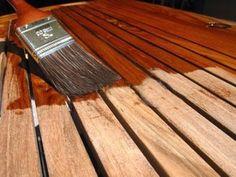 Como barnizar la madera correctamente