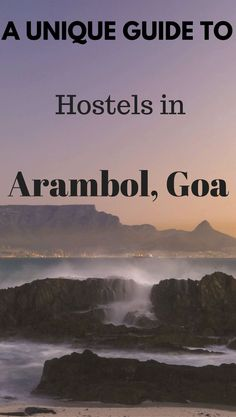 Goa Holiday hostels