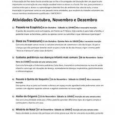 ASSOCIAÇÃO DE PAIS E ENCARREGADOS DE EDUCAÇÃO DOS ALUNOS DA ESCOLA BÁSICA E JARDIM-DE-INFÂNCIA D. ANTÓNIO MONTEIRO – JUGUEIROS A Associação de Pais desta Es. http://slidehot.com/resources/inscricao-atividades2013.64823/