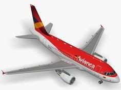 Air France, Landing Gear, Model Airplanes, Paint Schemes, Aircraft, House, Models, 3d, Shopping