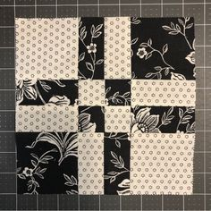 Quilting Magic: Tricks for Disappearing Blocks - Quilting Magic: Tricks for Disappearing Blocks Quilt Square Patterns, Patchwork Quilt Patterns, Beginner Quilt Patterns, Quilt Patterns Free, Quilt Tutorials, Square Quilt, Easy Quilts, Scrappy Quilts, Patch Quilt