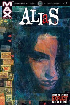 New To ComiXology - Alias: The Comic Book Series Behind Marvel's Jessica Jones