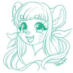 Furry Wolf, Furry Art, Animal Drawings, Cool Drawings, Art Plastic, Furry Girls, Anime Furry, Furry Drawing, Anthro Furry
