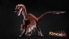 Talon Primal Carnage ( RAGE) Custom Skin by HopaHo