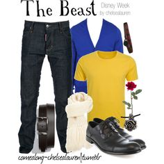 """The Beast - Beauty and The Beast 