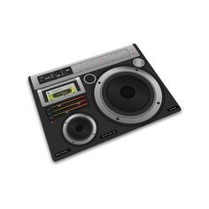 Boombox Worktop Saver, now featured on Fab.