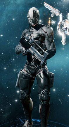 sekigan:  Warframe Excalibur Proto Armor | Vizjhanti: Inspirations for Characte……