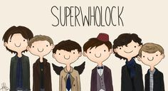 Superwholock Wallpaper | ABOUT MESSAGE LINKS