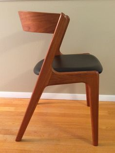 Kai Kristiansen Dining Chairs / Available per Chair / by ModernaireMCMStudios on Etsy