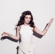 the lovely Lorde! :)